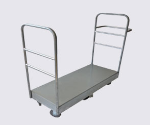 Gal Sheet S/Trolley w/ twin handles – Small