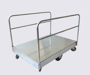 Gal Sheet S/Trolley w/ Twin handles –Large