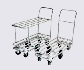 Small Tube Stock Trolley
