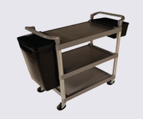 3 Tier Hospitality Trolley