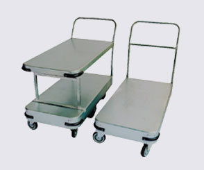 Large Sheet Stock Trolley